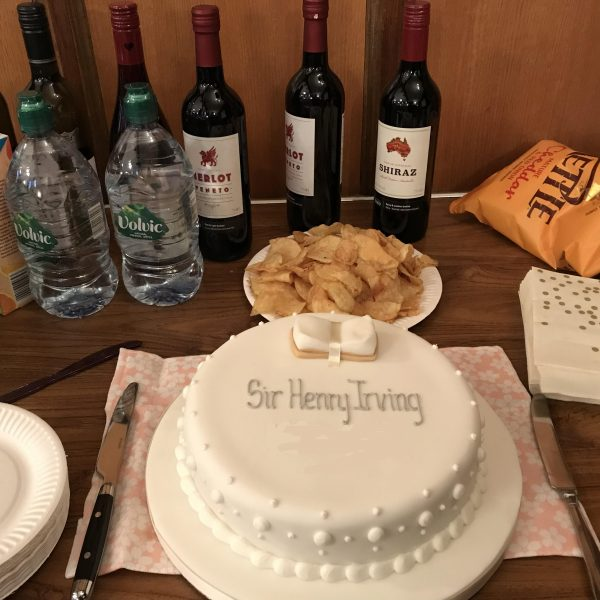 Picture of HI's Cake at AGM